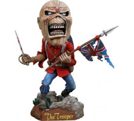 Iron Maiden Eddie The Trooper Headknocker