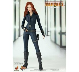 Iron Man 2 Movie Masterpiece Action Figure 1/6 Black Widow 30 cm