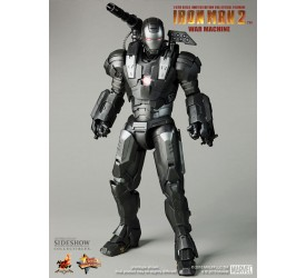 Iron Man 2 Movie Masterpiece Action Figure 1/6 War Machine 36 cm (ex-display)