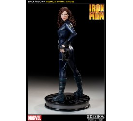Iron Man 2 Premium Format Figure 1/4 Black Widow 48 cm