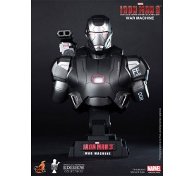Iron Man 3 Bust 1/4 War Machine 23 cm