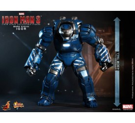 Iron Man 3 Igor Mark XXXVIII Marvel Collectible Figure 43cm