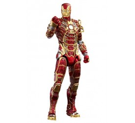 Iron Man 3 MMS Diecast Action Figure 1/6 Iron Man Mark XLI Bones Hot Toys Summer Exclusive 30 cm