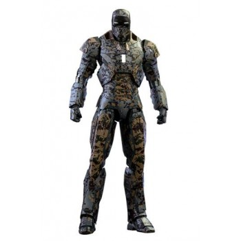 Iron Man 3 MMS Diecast Action Figure 1/6 Iron Man Mark XXIII Shades Hot Toys Summer Exclusive 31 cm