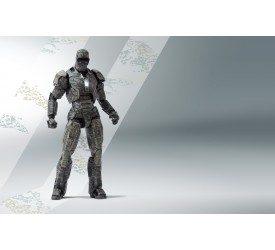 Iron Man 3 Mark 23 Iron Man Shades 1/12 Diecast Figure
