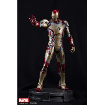 Iron Man 3 Mark XLII 1/4 Scale Statue 49cm