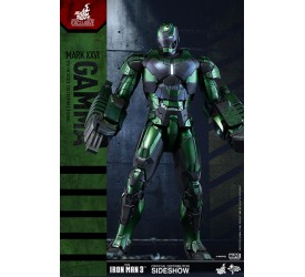 Iron Man 3 Movie Masterpiece Action Figure 1/6 Iron Man Mark XXVI Gamma 34 cm