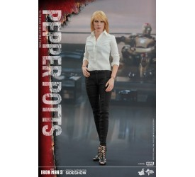 Iron Man 3 Movie Masterpiece Action Figure 1/6 Pepper Potts 28 cm