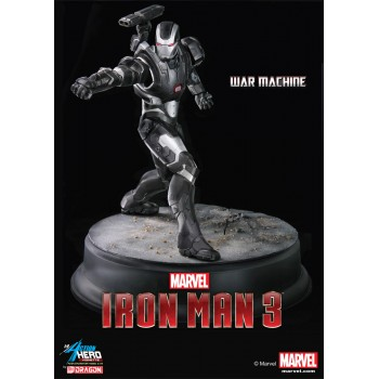 Iron Man 3 Plastic Model Kit 1/9 War Machine 30 cm