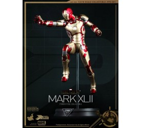Iron Man 3 Power Pose Series Action Figure 1/6 Iron Man Mark XLII 30 cm