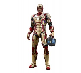Iron Man 3 QS Series Action Figure 1/4 Iron Man Mark XLII 51 cm