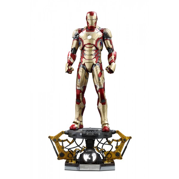 Iron Man 3 QS Series Action Figure 1/4 Iron Man Mark XLII