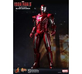 Iron Man 3 Silver Centurion Mark 33 XXXIII Sixth Scale Figure 30cm