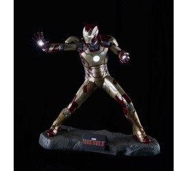 Iron Man 3 Statue Iron Man Mark XLII 52 cm