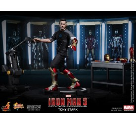 Iron Man 3 Tony Stark Sixth Scale Figure 30 cm