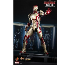 Iron Man Mark XLII DIECAST Movie Masterpiec​e Series 1/6 scale figure 30cm