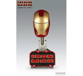 Iron Man Replica 1/4 Helm Mark 3 15cm