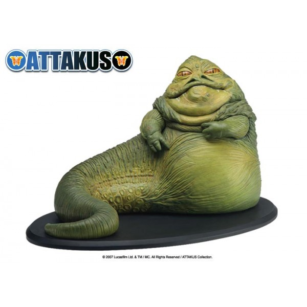 Deal With The Hutt: Jabba The Hutt Statue