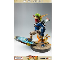 Jak and Daxter Statue Jak and Daxter II 38 cm