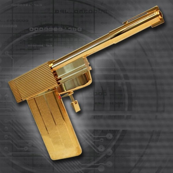 James Bond Replica 11 The Golden Gun Limited Edition