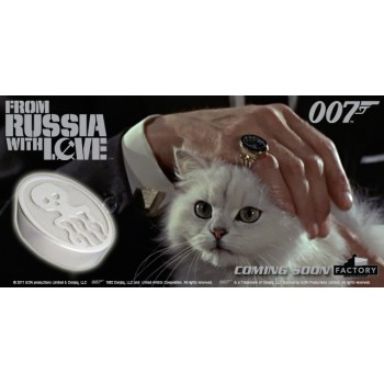 James Bond SPECTRE Ring 1:1 Prop Replica Limited Edition