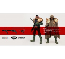 Judge Dredd Apocalypse War Judge Dredd 1/6 scale Figure 31 cm