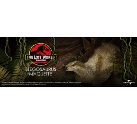 Jurassic Park The Lost World Stegosaurus Maquette 40 cm