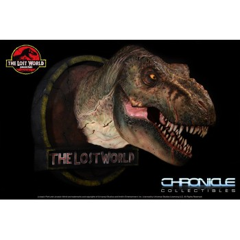 Jurassic Park The Lost World 1/5th scale T-Rex Bust