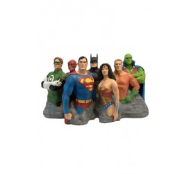 Justice League Fine Art Sculpture Original 7 (Alex Ross) 25 cm