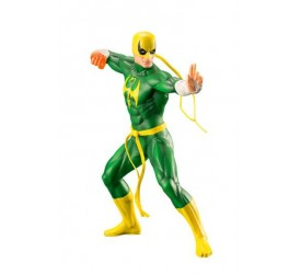 Marvel's The Defenders ARTFX+ PVC Statue 1/10 Iron Fist 19 cm