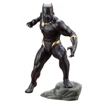Marvel ARTFX+ PVC Statue 1/10 Black Panther 17 cm