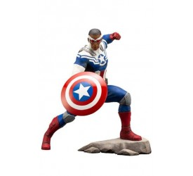 Marvel Comics ARTFX+ PVC Statue 1/10 Captain America (Sam Wilson) 19 cm