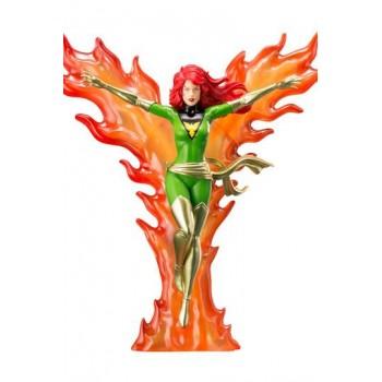 Marvel Universe ARTFX+ Statue 1/10 Phoenix Furious Power (X-Men '92) 24 cm