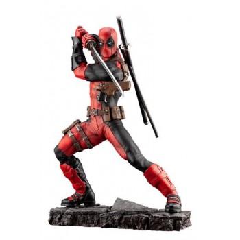 Marvel Fine Art Statue 1/6 Deadpool 30 cm