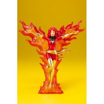 Marvel Universe ARTFX+ Statue 1/10 Phoenix Furious Power (Red Costume) 24 cm