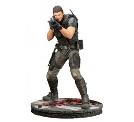 Resident Evil Vendetta Statue 1/6 Chris Redfield 29 cm