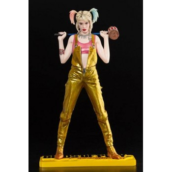 Birds Of Prey Statue 1/6 Harley Quinn 31 cm