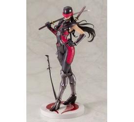 G.I. Joe Bishoujo PVC Statue 1/7 Dawn Moreno Snake Eyes II 23 cm