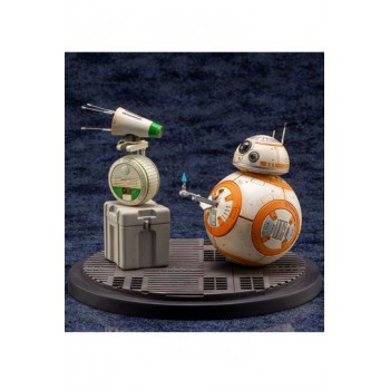 Star Wars Episode IX ARTFX+ Statue 1/7 2-Pack D-O & BB-8 13 cm