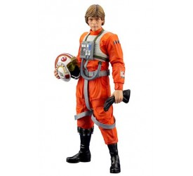 Star Wars ARTFX+ Statue 1/10 Luke Skywalker X-Wing Pilot 17 cm