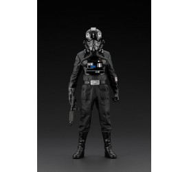Star Wars A New Hope ARTFX+ Statue 1/10 Tie Fighter Pilot Backstabber & Mouse Droid Exclusive 18 cm