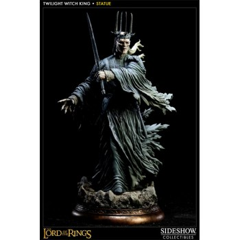 LOTR Twilight Witch King Statue 47cm