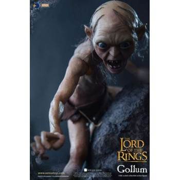Lord of the Rings Action Figure 1/6 Gollum 19 cm