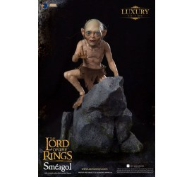 Lord of the Rings Action Figure 1/6 Gollum (Luxury Edition) 19 cm