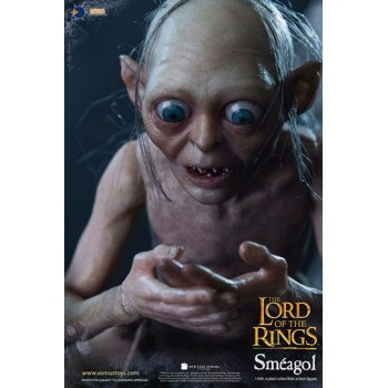 Lord of the Rings Action Figure 1/6 Sméagol 19 cm