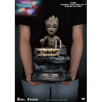 Guardians of the Galaxy Vol. 2 Groot life size statue