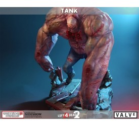 Left 4 Dead 2 Tank Resin Statue 15 inches