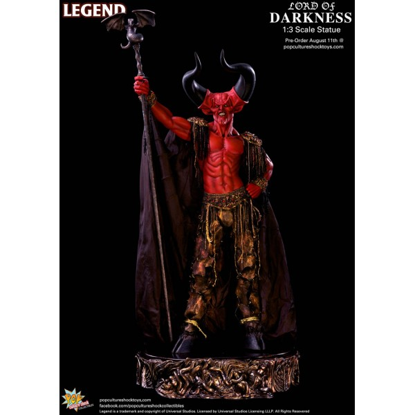 Legend Lord Of Darkness 1 3 Scale Statue 96 Cm