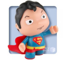 Little Mates PVC Figurines - Superman