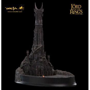 Lord of the Rings Diorama Barad-Dur Fortress of Sauron 53cm